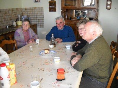 fêtes de fin d'année dans ma normandie natale du 23 décembre 2010  au 03 janvier 2011