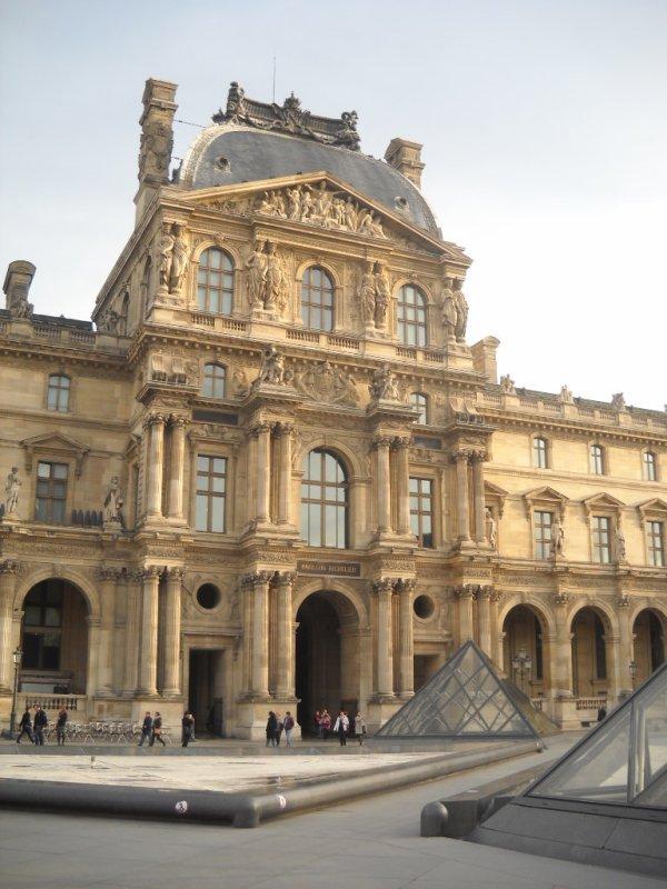 Vendredi 30 Octobre 2015 2eme jour WE à Paris