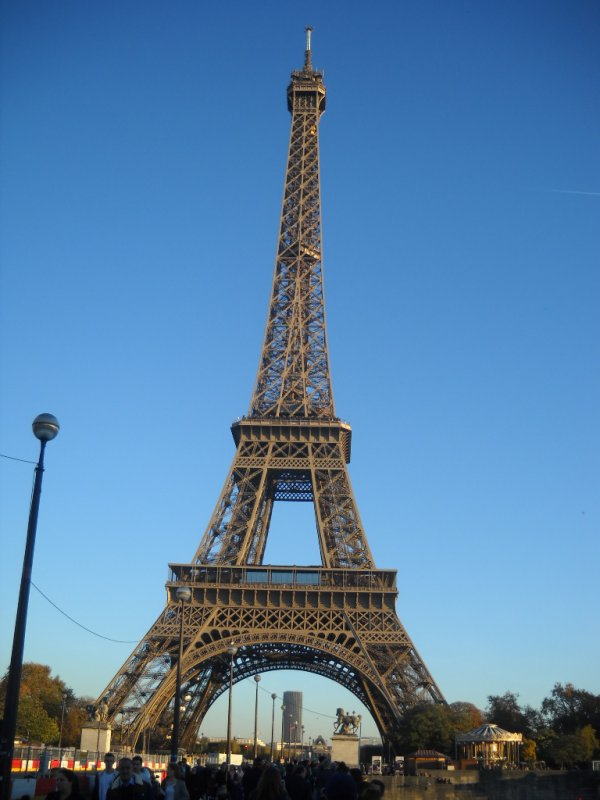 Samedi 31 Octobre 2015 3eme jour WE à Paris