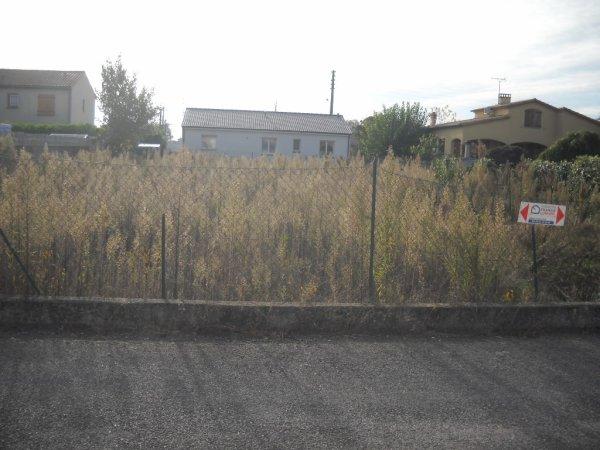 25 Octobre 2015 mon terrain à ST ALBAN avant début de travaux