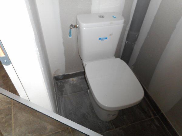 Jeudi 03 Mars 2016 avancement des travaux de plomberie sanitaire et chauffage