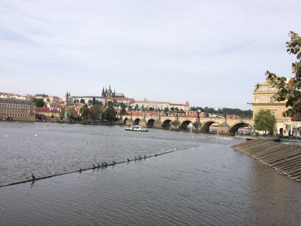 Mercredi 28 septembre 1er jour circuit capitales de l'est Européen Paris-Prague