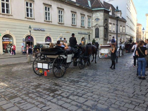 Samedi 01 Octobre 4eme jour du périple visite de Vienne a 65km de Bratislava
