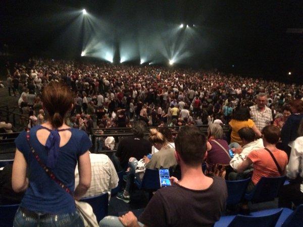 """21 Mai 2016 Déménagement et concert """"Les Insus"""" Zénith de Toulouse"""