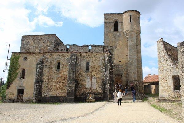 Vacances été Vendredi 14 Juillet 2017 Oradour sur Glane Saint sébastien sur Loire