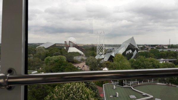 vacances été Lundi 24 Juillet 2017 Damigny-Futuroscope à Poitiers