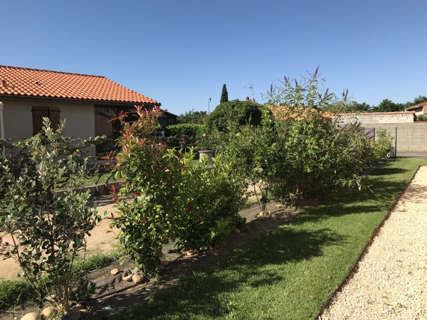 Notre jardin 22 Juin 2018