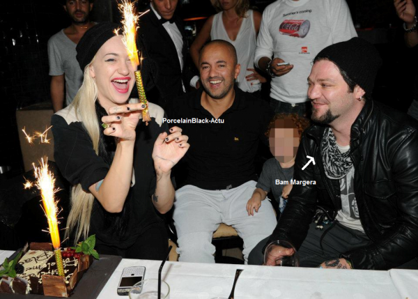 Porcelain Black Dans La France