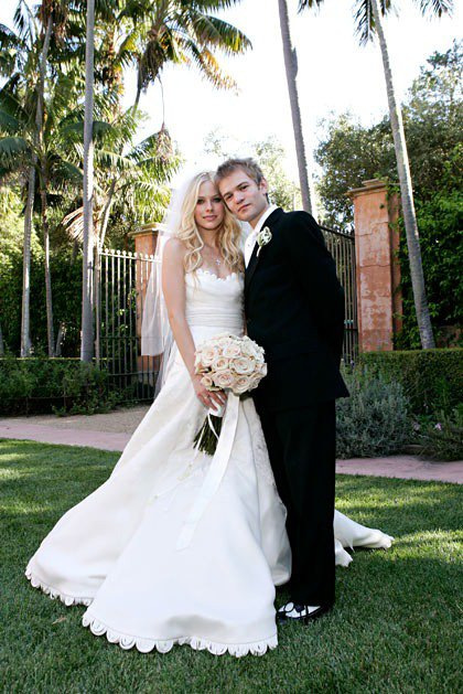 Avril Lavigne & Deryck Whibley