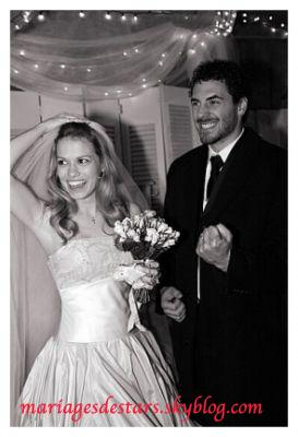 Bethany Joy Lenz & Michael Galeotti