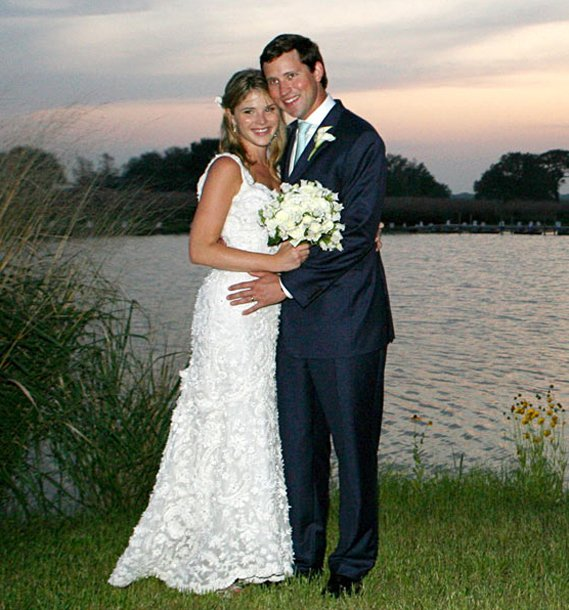 Jenna Bush & Henry Hager