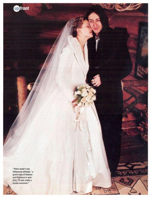 Kate Hudson & Chris Robinson
