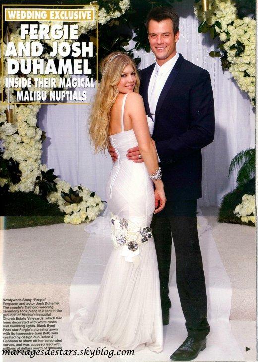 Fergie & Josh Duhamel