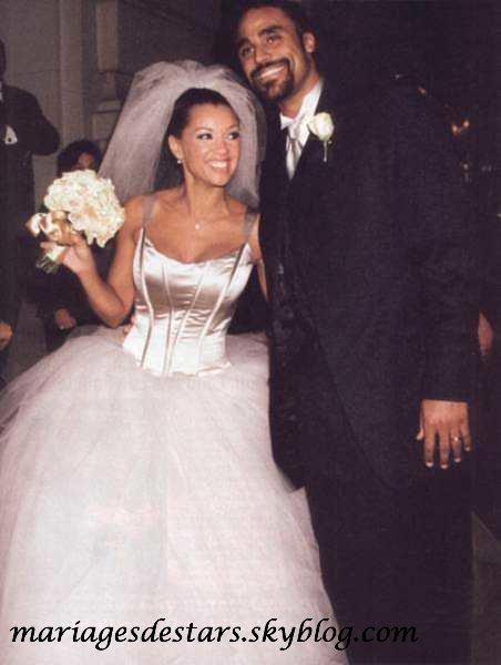 Vanessa Williams & Rick Fox
