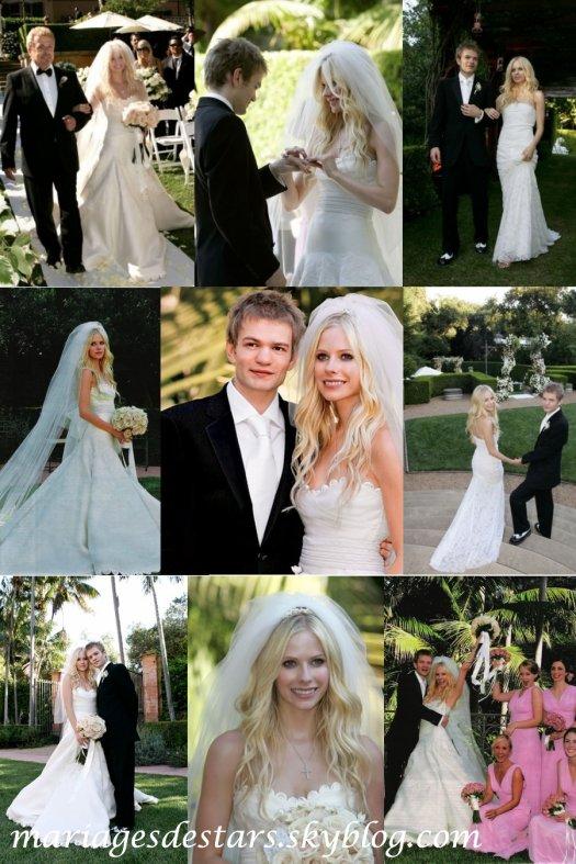 Avril Lavigne & Deryck Whibley