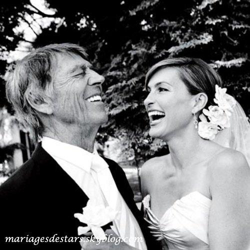 Mariska Hargitay & Peter Hermann