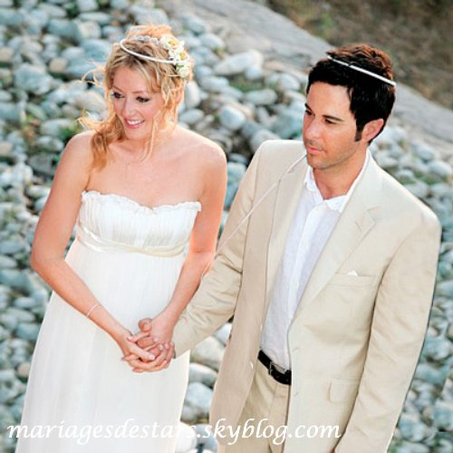 Jennifer Finnigan & Jonathan Silverman