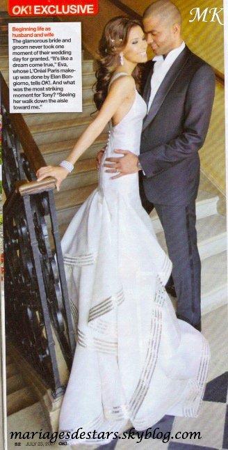 Eva Longoria & Tony Parker