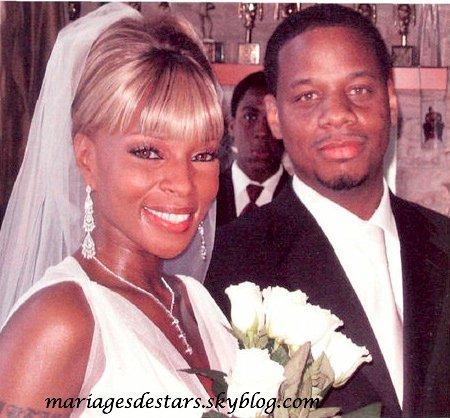 Mary J Blige & Martin Isaacs