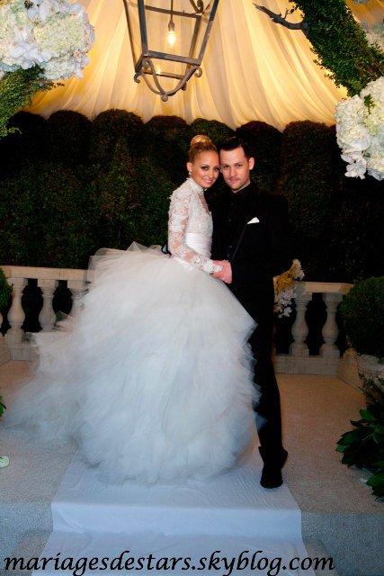 Nicole Richie & Joel Madden