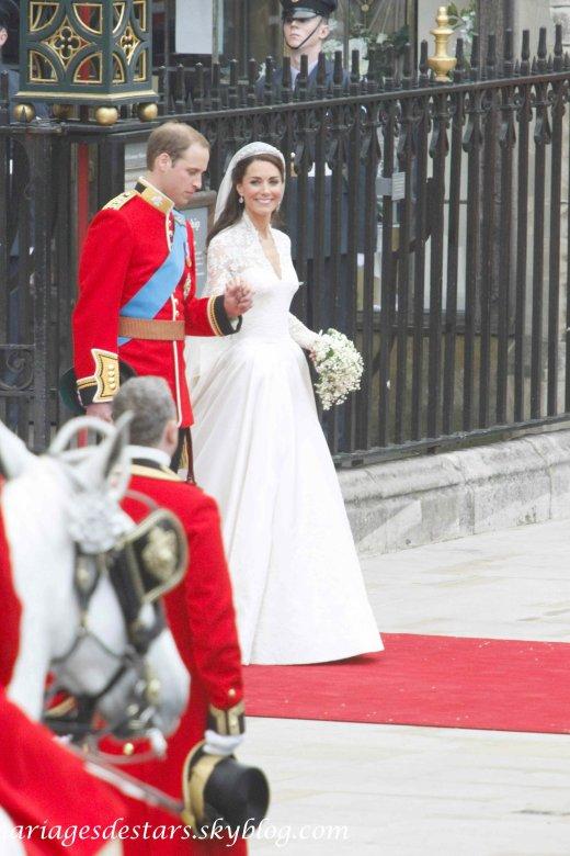 William Windsor & Catherine Middleton