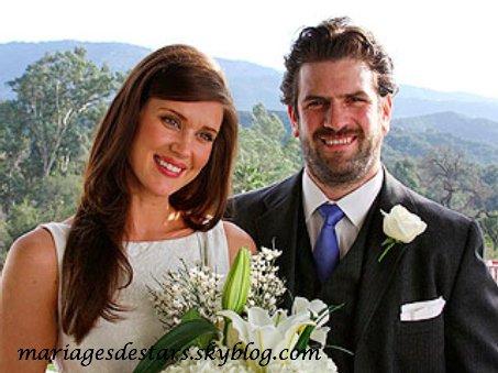 Sarah Lancaster & Matthew Jacobs