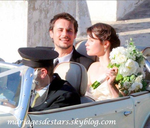 Gemma Arterton & Stefano Catelli