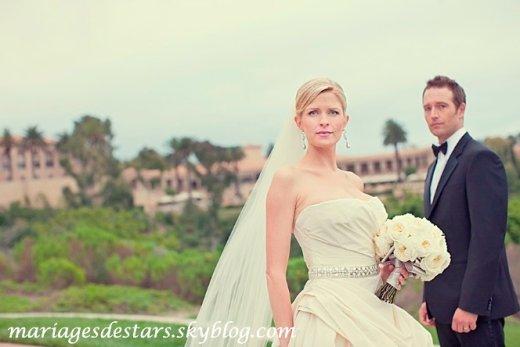 Michael Vartan & Lauren Skaar