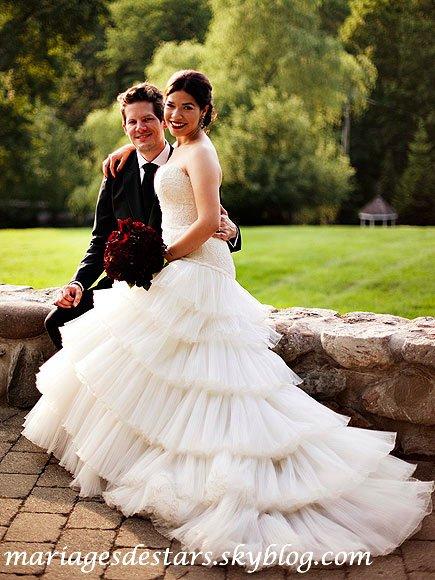 America Ferrera & Ryan Piers Williams