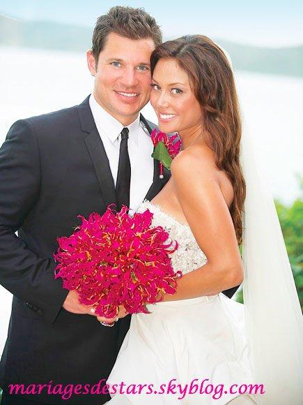 Nick Lachey & Vanessa Minnillo