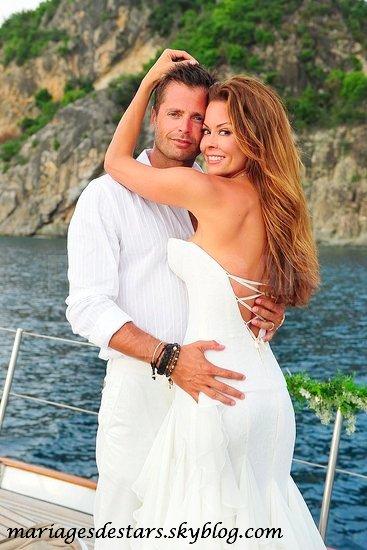 David Charvet & Brooke Burke