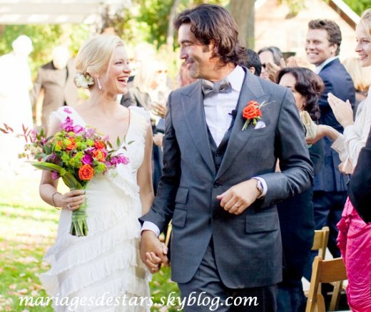 Amy Smart & Carter Oosterhouse