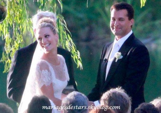 Molly Sims & Scott Stuber