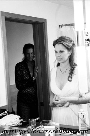Kristin Bauer & Abri van Straten