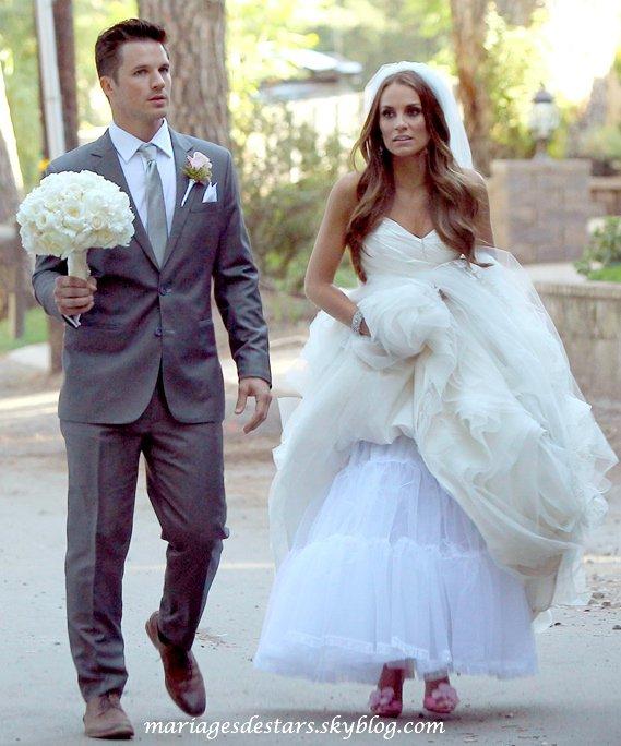 Matt Lanter & Angela Stacy