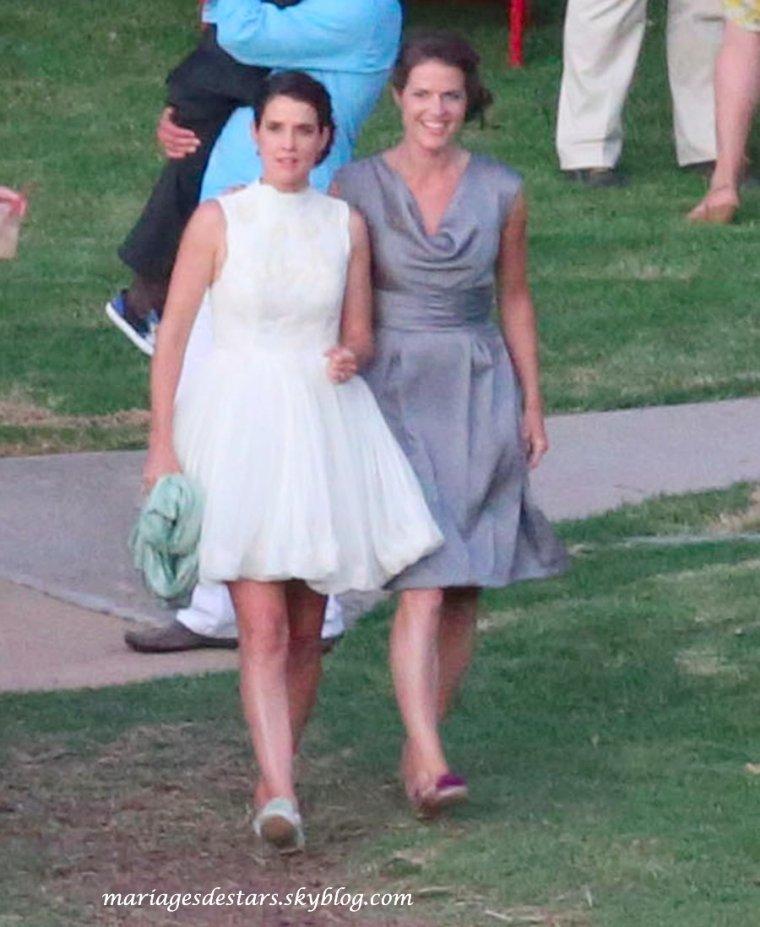 Cobie Smulders & Taran Killam
