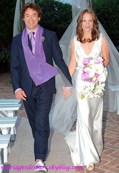 Robert Downey Jr & Susan Levin