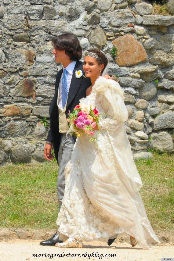 Margherita Missoni & Eugenio Amos