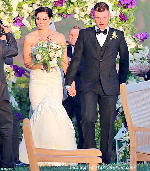 Nick Carter & Lauren Kitt