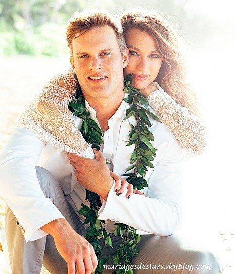 Natalie Zea & Travis Schuldt