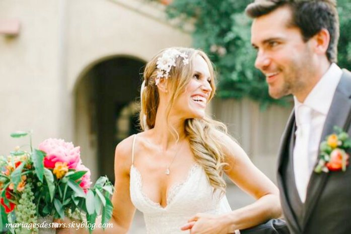 Jackson Hurst & Stacy Stas