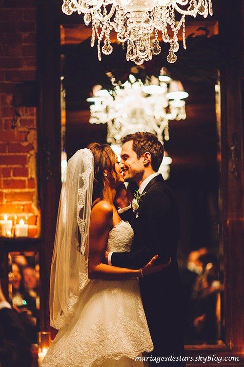 Andrew J West & Amber Stevens