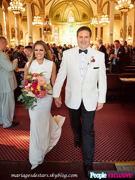 Vanessa Williams & Jim Skrip