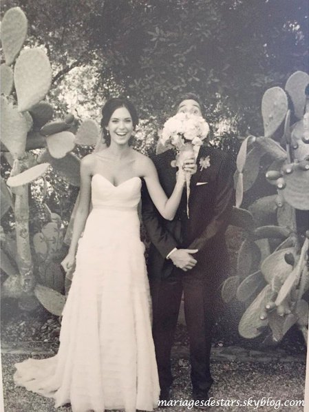 Dave Annable & Odette Yustman