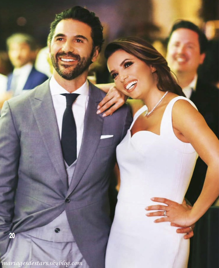 Eva Longoria & José Baston