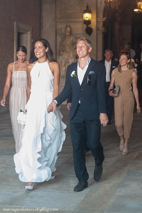 Ana Ivanovic & Bastian Schweinsteiger