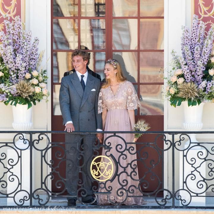 Pierre Casiraghi & Béatrice Borromeo
