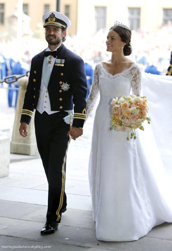 Carl Philip de Suède & Sofia Hellqvist