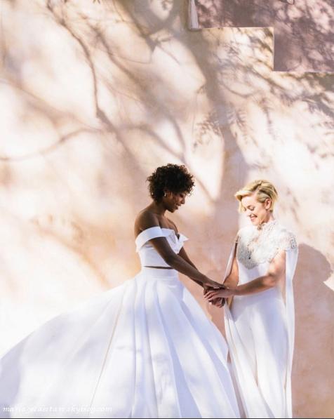 Samira Wiley & Lauren Morelli
