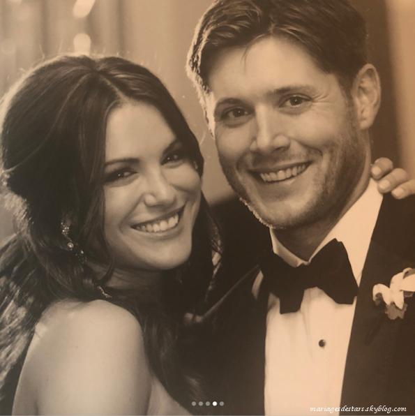 Jensen Ackles & Danneel Harris